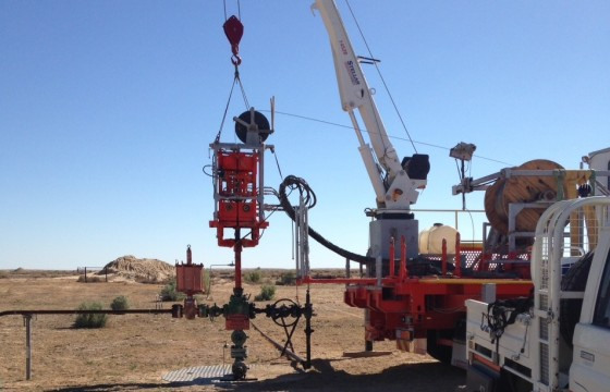 Coiled Tubing Services Texas : Drover energy services capillary injection systems
