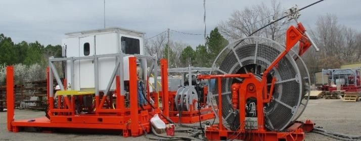 Drover Energy Services | Small diameter and coil tubing services